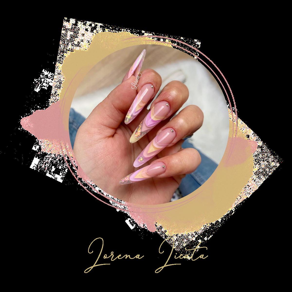 Lorena Licata – Technique Quilling Nails